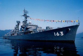 Japanese Amatsukaze-class destroyer